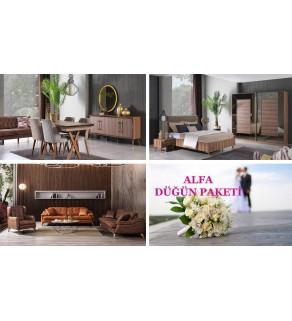 Alfa Düğün Paketi