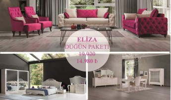 Eliza Düğün Paketi