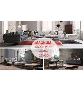 Magnum Düğün Paketi