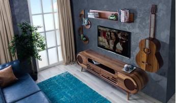 inegöl mobilyasısı Melodi Duvar Ünitesi