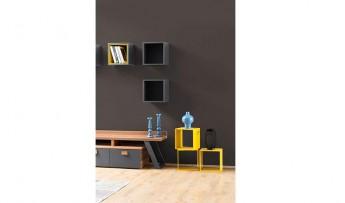 inegöl mobilyasısı Rieka Duvar Ünitesi