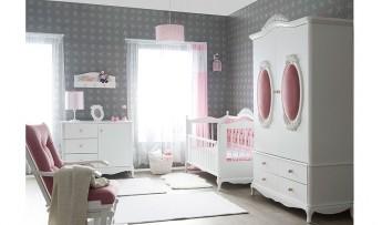 Garland Bebek Odası Takımı