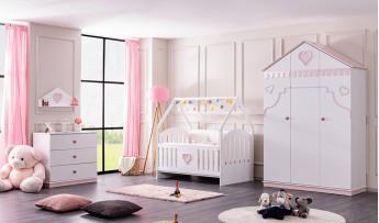 Rosa Bebek Odası Takımı
