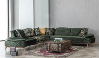 inegöl mobilyasısı Alya Köşe Koltuk Takımı (315*315)