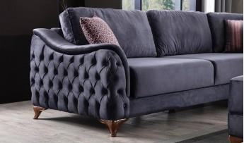 inegöl mobilyasısı Lale Köşe Koltuk Takımı