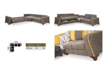 inegöl mobilyasısı Mira Köşe Koltuk Takımı 250*300