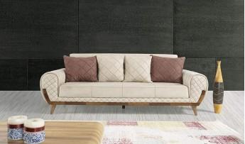 inegöl mobilyasısı Alya Koltuk Takımı (3+3+1)
