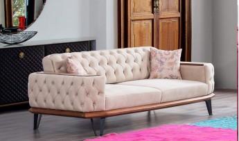 inegöl mobilyasısı Anka Koltuk Takımı (3+3+1)