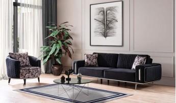 inegöl mobilyasısı Arven Koltuk Takımı (3+3+1)