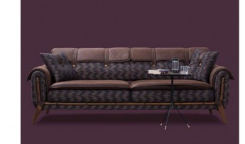 inegöl mobilyasısı Bentley Koltuk Takımı (3+3+1)