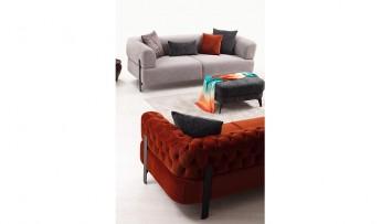 inegöl mobilyasısı Cratos Koltuk Takımı Chesterlı- (3+3+1)