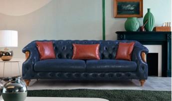 inegöl mobilyasısı Damla Koltuk Takımı (3+3+1)