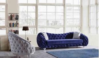 inegöl mobilyasısı Derin Koltuk Takımı (3+3+1)