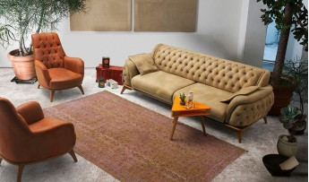 inegöl mobilyasısı Elit Koltuk Takımı (3+3+1)