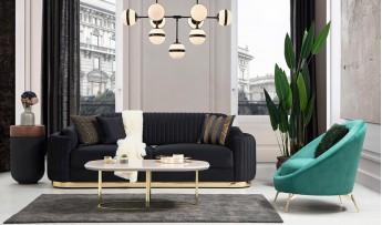 inegöl mobilyasısı Closs Koltuk Takımı (3+3+1)