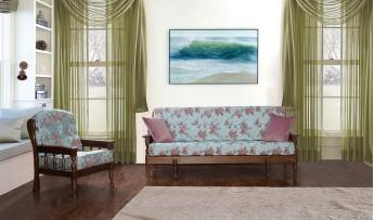 inegöl mobilyasısı Berra İskandinav Koltuk Takımı (K-2) 3+2+1