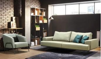 inegöl mobilyasısı Kamin Koltuk Takımı (3+3+1)