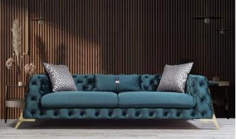 inegöl mobilyasısı Lila Koltuk Takımı (3+3+1)