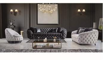 inegöl mobilyasısı Lotus Koltuk Takımı(3+3+1)