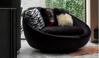 inegöl mobilyasısı Lounge Tekli Koltuk
