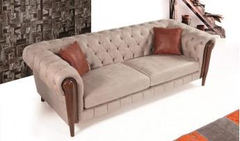 inegöl mobilyasısı Lucca Koltuk Takımı (3+3+1)