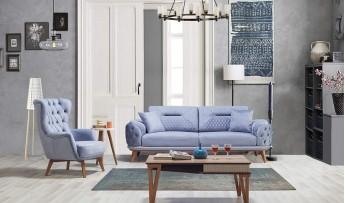 inegöl mobilyasısı Milano Koltuk Takımı (3+3+1)