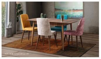 Bodrum Mutfak Masası (ceviz)