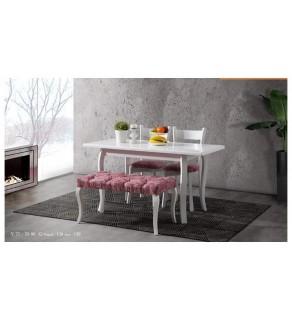 Efes Mutfak masası Benchli