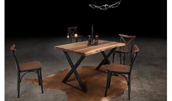 inegöl mobilyasısı Hibron Mutfak Masa Takımı (2047)