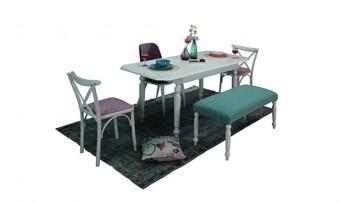 inegöl mobilyasısı Queen Mutfak Masa Takımı (2054)