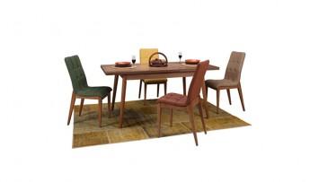 inegöl mobilyasısı Kansas Mutfak Masası Takımı (2056)