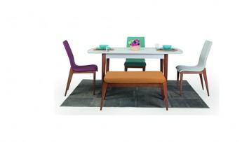 inegöl mobilyasısı Loreen Mutfak Masası (2060)