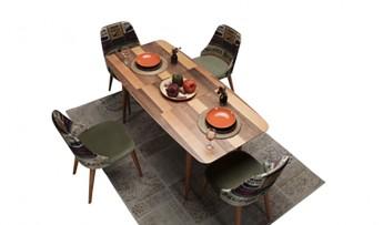 inegöl mobilyasısı Colarado Mutfak Masası Takımı (2062)