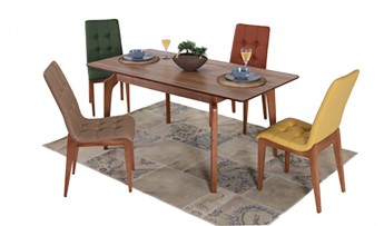 inegöl mobilyasısı Vietnam Mutfak Masa Sandalye (2068)