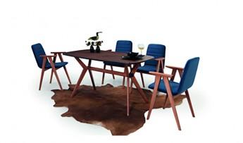 inegöl mobilyasısı Monaco Mutfak Masası Takımı (2071)