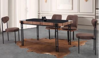 inegöl mobilyasısı Carina Mutfak Masası Takımı (2072)