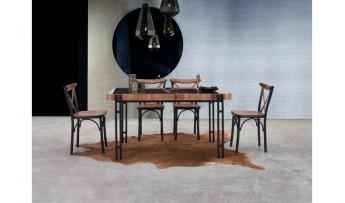 inegöl mobilyasısı Sydney Mutfak Masası Takımı (2073)