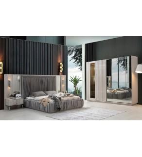 Armani Yatak Odası Takımı ( Bazalı)