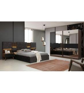 Asos Yatak Odası Takımı (Bazalı)