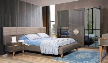 Ayasofya Yatak Odası Takımı (Bazalı)