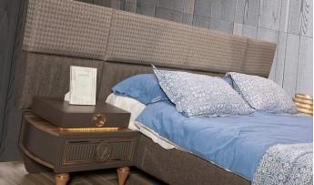 inegöl mobilyasısı Ayasofya Yatak Odası Takımı (Bazalı)