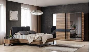 inegöl mobilyasısı Cool Yatak Odası Takımı