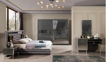 inegöl mobilyasısı Everest Yatak Odası Takımı
