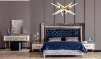 inegöl mobilyasısı Gloria Yatak Odası Takımı (Bazalı)