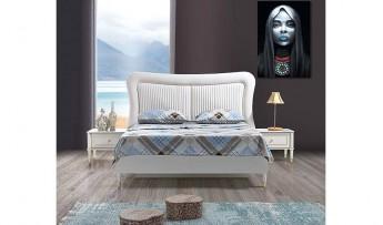 inegöl mobilyasısı Gold Yatak Odası Takımı (Bazalı)