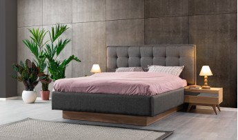inegöl mobilyasısı Göynük Yatak Odası Takımı (Bazalı)