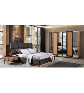 Hera Yatak Odası Takımı (Bazalı)