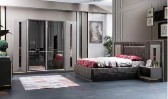 Hisar Yatak Odası Takımı (Bazalı)