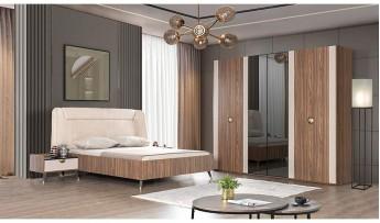 inegöl mobilyasısı İmage Yatak Odası Takımı (Bazalı)