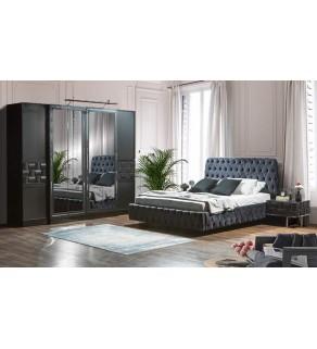 Jaguar Yatak Odası Takımı (Bazalı)
